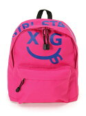 X-girl Stages SMILEY BACK PACK エックスガールステージス【送料無料】