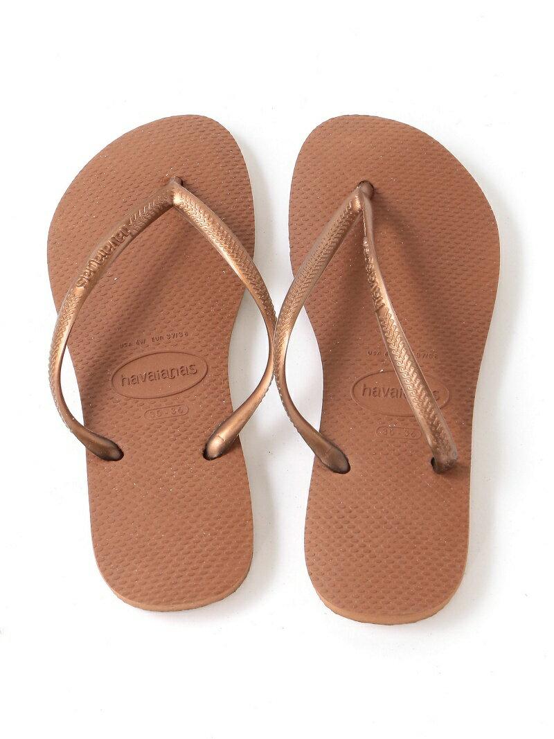 【SALE/46%OFF】havaianas (L)/SLIM (adult sizes) ハワイアナス シューズ【RBA_S】【RBA_E】