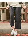 【SALE/50%OFF】ICB Wool Flannel ワイドパンツ アイシービー パンツ/ジーンズ【RBA_S】【RBA_E】【送料無料】