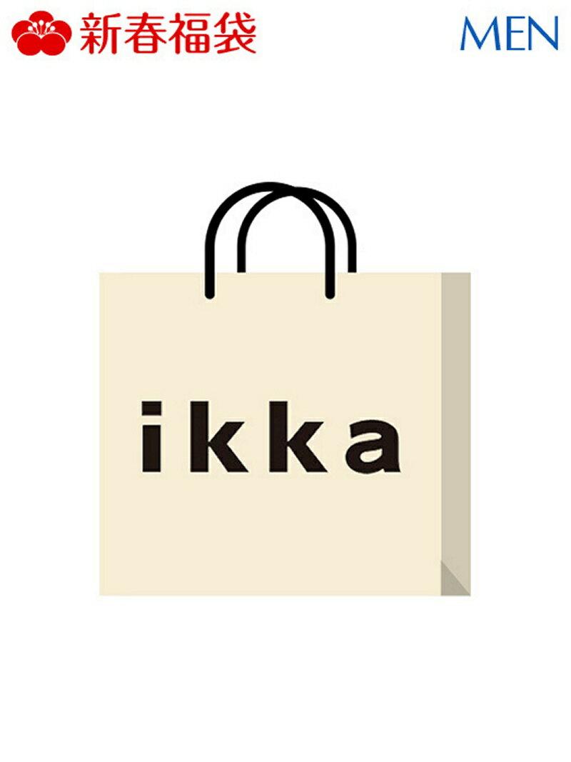 ikka [2019新春福袋] MEN/中綿フードブルゾン ikka イッカ その他【先行予約】*【送料無料】