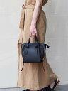 Histoire ジッパートートバッグ/Sサイズ イストワール バッグ トートバッグ ブラック ブラウン ベージュ ブルー オレンジ ホワイト グレー レッド