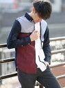 【SALE/25%OFF】オックスストライプ使いアートシャツ ジョルダーノ シャツ/ブラウス【RBA_S】【RBA_E】