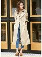 【SALE/20%OFF】SLY JANE TRENCH LONG COAT スライ コート/ジャケット【RBA_S】【RBA_E】【送料無料】