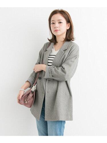「地味にスゴイ!校閲ガール」3話本田翼ちゃんの衣装のグレーのジャケット