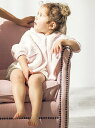 gelato pique kids & baby 【もこもこ/モコモコ】パウダートリムBDポンチョ/ベビー/ルームウエア/パジャマ ジェラートピケ【送料無料】