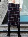 【SALE/20%OFF】Ketty Cherie ウインドペンボタンタイトスカート ケティシェリー スカート【RBA_S】【RBA_E】【送料無料】