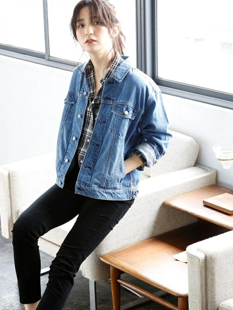 coen 【追加生産・WEB限定】USAコットンGジャン コーエン コート/ジャケット【送料無料】