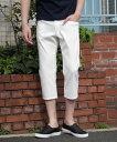 【SALE/50%OFF】MEN'S BIGI ストレッチクロップドパンツ(COOL MAX)/7分丈 メンズ ビギ パンツ/ジーンズ【RBA_S】【RBA_E】【送料無料】