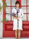 【SALE/30%OFF】Fabulous Angela 配色パイピングカーデワンピース ファビュラスアンジェラ ワンピース【RBA_S】【RBA_E】【送料無料】