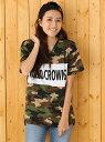 【SALE/50%OFF】RODEO CROWNS ライン ロゴ Tシャツ ロデオクラウンズワイドボウル カットソー【RBA_S】【RBA_E】