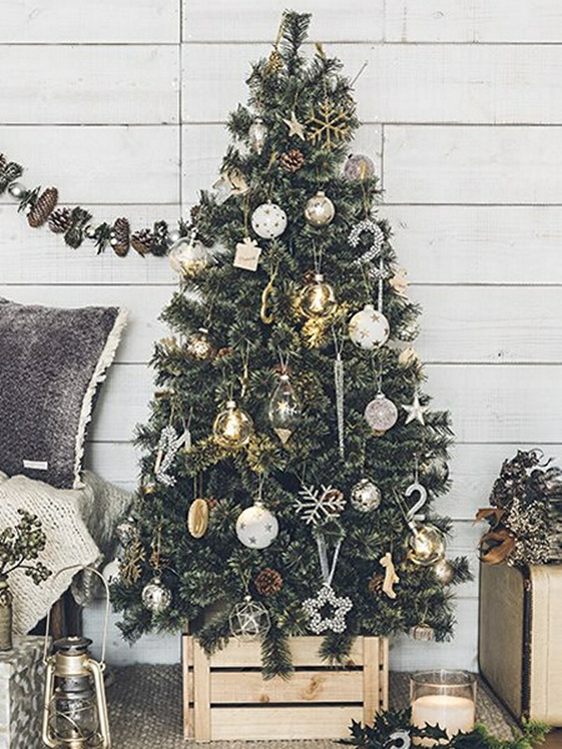 【SALE/20%OFF】クリスマスツリー 150cm スタディオクリップ 生活雑貨【RBA_S】【RBA_E】【送料無料】