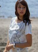 【SALE/16%OFF】goa Native Art Tシャツ    その他【RBA_S】【RBA_E】【送料無料】