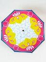 【SALE/50%OFF】晴雨兼用折りたたみ傘 和モダン柄 菖蒲紋様 チャイハネ ファッショングッズ【RBA_S】【RBA_E】