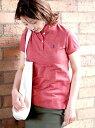 【SALE/15%OFF】GIORDANO (L)チビライオン刺繍ポロシャツ ジョルダーノ カットソー【