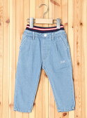 X-girl Stages SPRING DENIM JEANS(12M-3T) エックスガールステージス【送料無料】