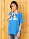 【SALE/50%OFF】RODEO CROWNS CALIFORNIA Tシャツ ロデオクラウンズワイドボウル カットソー【RBA_S】【RBA_E】