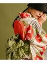 SENSE OF PLACE 【予約】【WEB/一部店舗限定】綿麻浴衣2点セット センス オブ プレイス ビジネス/フォーマル 着物/浴衣【送料無料】