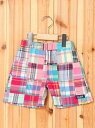 【SALE/60%OFF】X-girlStages SUMMER SHORTS(4T-7T) エックスガールステージス パンツ/ジーンズ【RBA_S】【RBA_...