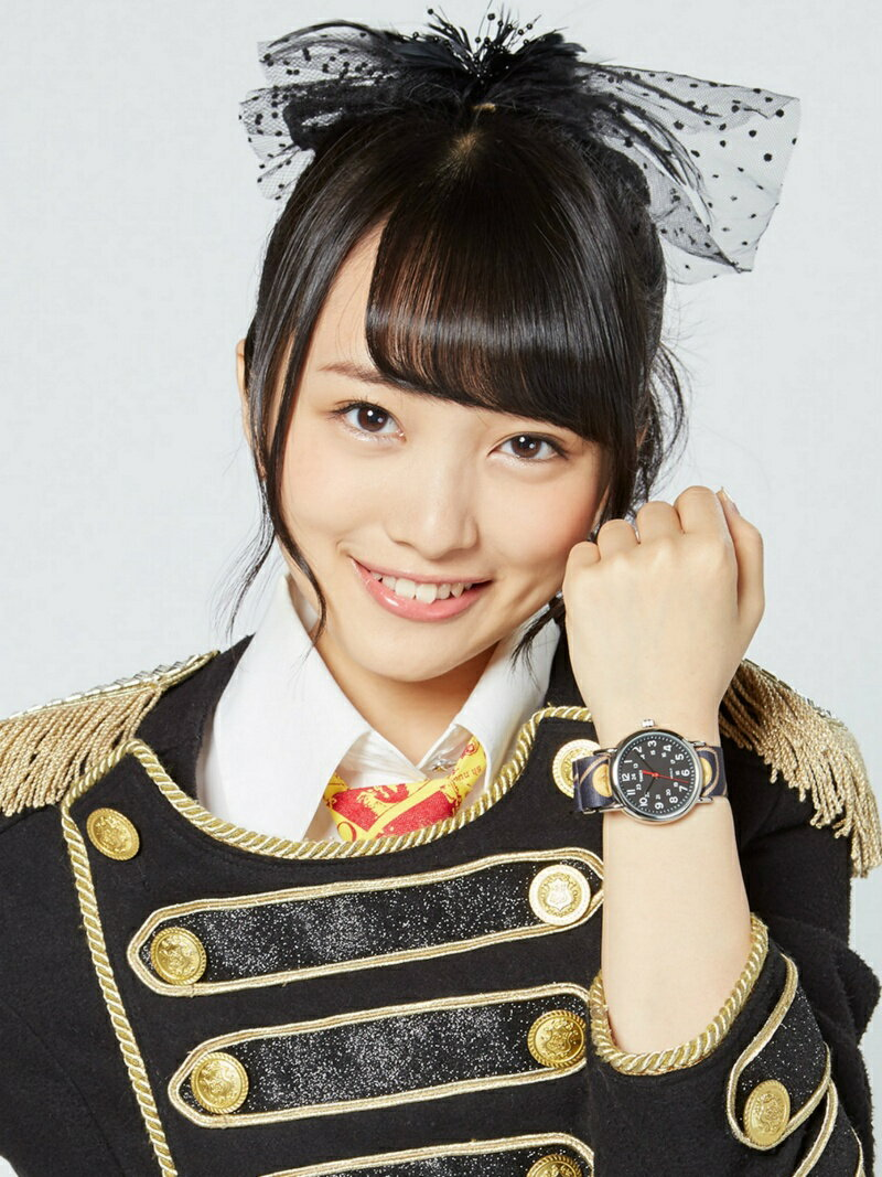 TIMEX AKB48 10周年記念 向井地 美音モデルヘビーローテーションデザイン タイメックス【送料無料】