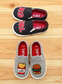 X-girl Stages WAPPEN SLIP ON SHOES エックスガールステージス【送料無料】