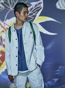 【SALE/10%OFF】AlexanderLeeChang AB COVERALL アレキサンダーリーチャン コート/ジャケット【RBA_S】【RBA_E】【...