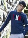 【SALE/30%OFF】(M)TOMMYロゴロングTシャツ トミーヒ