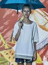 【SALE/45%OFF】AlexanderLeeChang CORDURA P/O SHIRTS アレキサンダーリーチャン カットソー Tシャツ ホワイト ブラウン ブルー【送料無料】