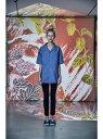 【SALE/45%OFF】AlexanderLeeChang CORDURA SHIRTS アレキサンダーリーチャン シャツ/ブラウス 半袖シャツ ブルー ブラウン ホワイト【送料無料】