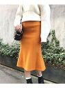 【SALE/30%OFF】aquagirl マーメードラインウールスカート アクアガール スカート【R
