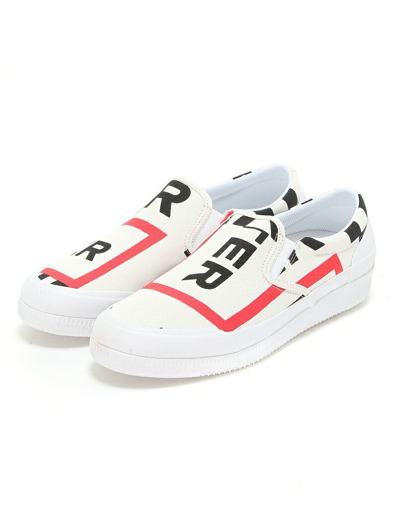 (W)ORG PLIMSOLL EXPLODED LOGO ハンター シューズ【送料無料】
