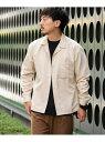【SALE/50%OFF】Sonny Label スエードタッチオープンカラーシャツ サニーレーベル シャツ/ブラウス シャツ/ブラウスその他 ベージュ レッド ブラウン ネイビー【送料無料】