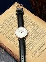 Ray BEAMS DANIEL WELLINGTON / Classy Sheffield ローズゴールド 34mm プレゼント レイ ビームス Ray BEAMS 腕時計 ビームス ウイメン【送料無料】