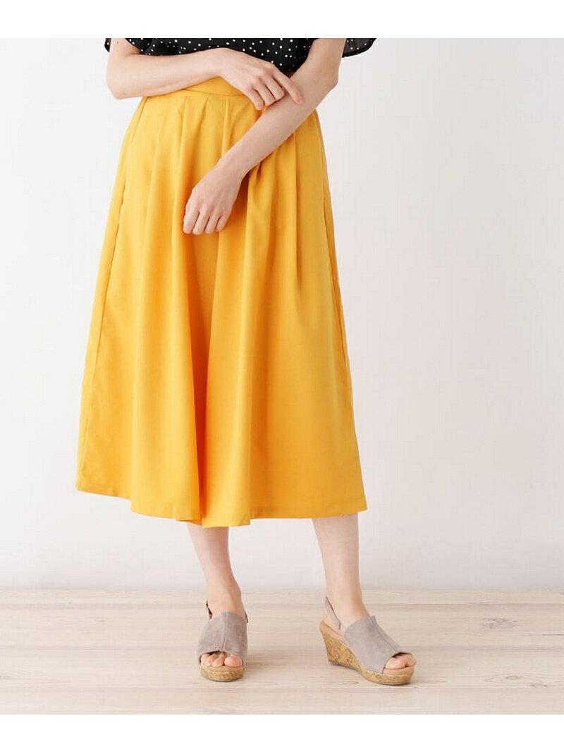 【SALE/30%OFF】3can4on(Ladies) カラースカーチョパンツ サンカンシオン パンツ/ジーンズ【RBA_S】【RBA_E】
