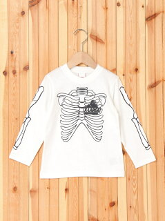 L/S_TEE_KIDS_SKELETON_WHITE