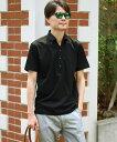 【SALE/50%OFF】MEN'S BIGI ポロシャツ(ボタンダウン)/クールビズ メンズ ビギ カットソー【RBA_S】【RBA_E】【送料無料】