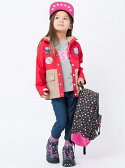 【SALE/40%OFF】X-girl Stages MOUNTAIN PARKA 4T エックスガールステージス コート/ジャケット【RBA_S】【RBA_E】【送料無料】