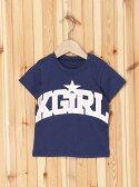 【SALE/30%OFF】X-girl Stages S/S TEE ARCH LOGO エックスガールステージス カットソー【RBA_S】【RBA_E】【送料無料】
