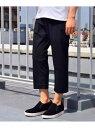 【SALE/50%OFF】MK MICHEL KLEIN homme デザインクロップドパンツ ミッシェルクランオム パンツ/ジーンズ【RBA_S】【RBA_E】【送料無料】