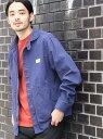 【SALE/50%OFF】SMITH別注ショールカラーキャンバスシャツジャケット コーエン シャツ/ブラウス【RBA_S】【RBA_E】