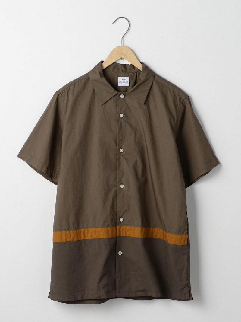 【SALE/55%OFF】80タイプライター切替デザインシャツ コーエン シャツ/ブラウス【RBA_S】【RBA_E】