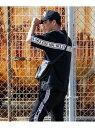 【SALE/50%OFF】163 163/レースアップスウェットビッグシルエットTシャツ シフォン カットソー スウェット ブラック ホワイト