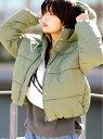 【SALE/44%OFF】GIORDANO (L)ベーシックファイバーダウンジャケット ジョルダーノ コート/ジャケット ショートコート カーキ ブラック ベージュ