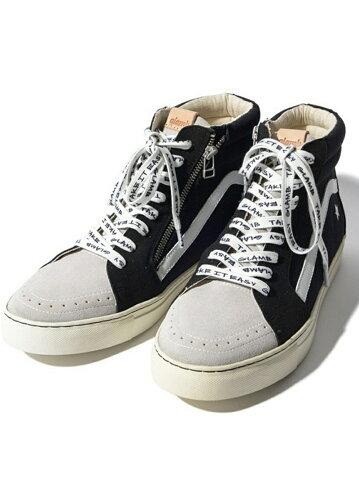 【SALE/20%OFF】glamb Helly hi-cut sneakers グラム シューズ【RBA_S】【RBA_E】【送料無料】