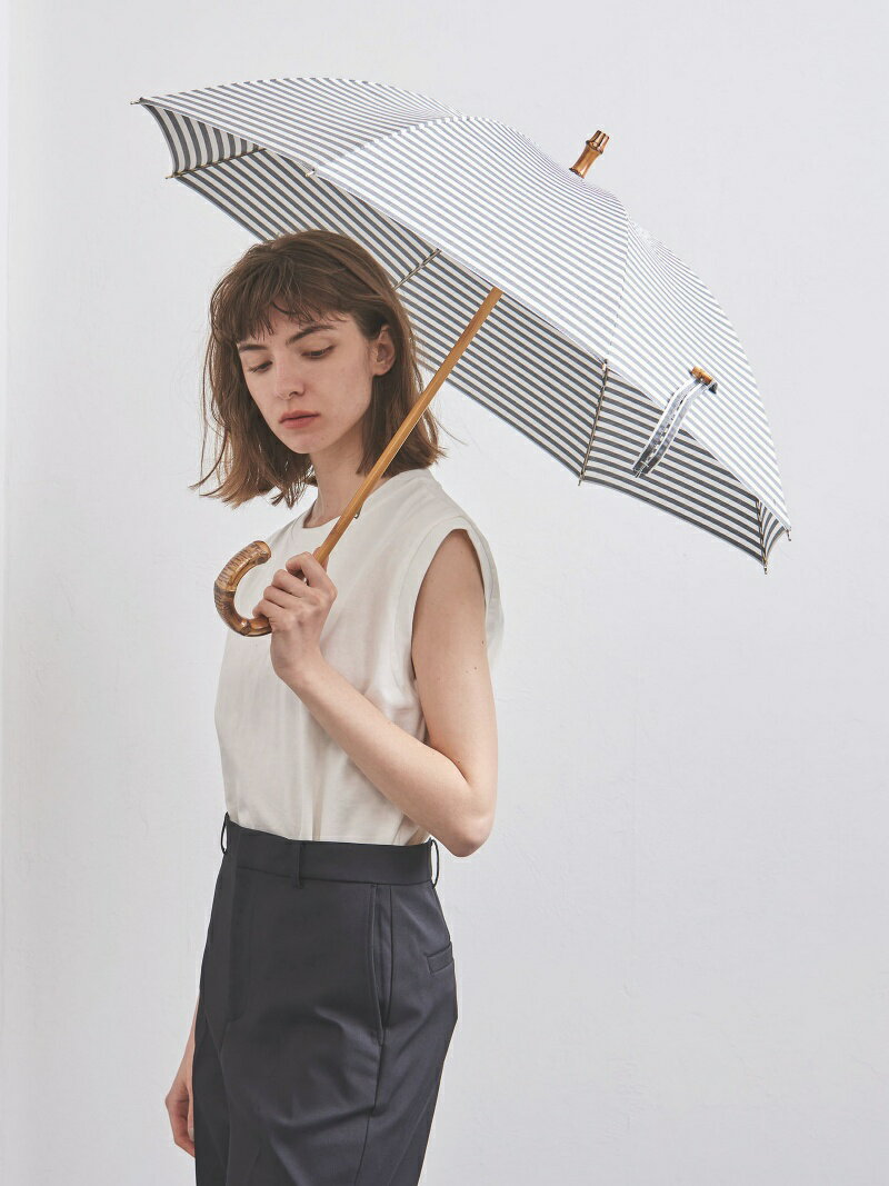UNITED ARROWS UBSC ボーダー 晴雨兼用傘 ユナイテッドアローズ ファッショングッズ【送料無料】