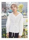 【SALE/49%OFF】MURUA テープハーネスシャツ ムルーア シャツ/ブラウス【RBA_S】【RBA_E】
