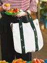 russet Canvas Tote Bag (WOODLA...