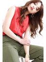 N. Natural Beauty Basic コットンレーススカラップノースリーブブラウス エヌ ナチュラルビューティーベーシック* シャツ/ブラウス【送料無料】
