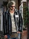 【SALE/50%OFF】glamb Basset JKT グラム コート/ジャケット【RBA_S】【RBA_E】【送料無料】