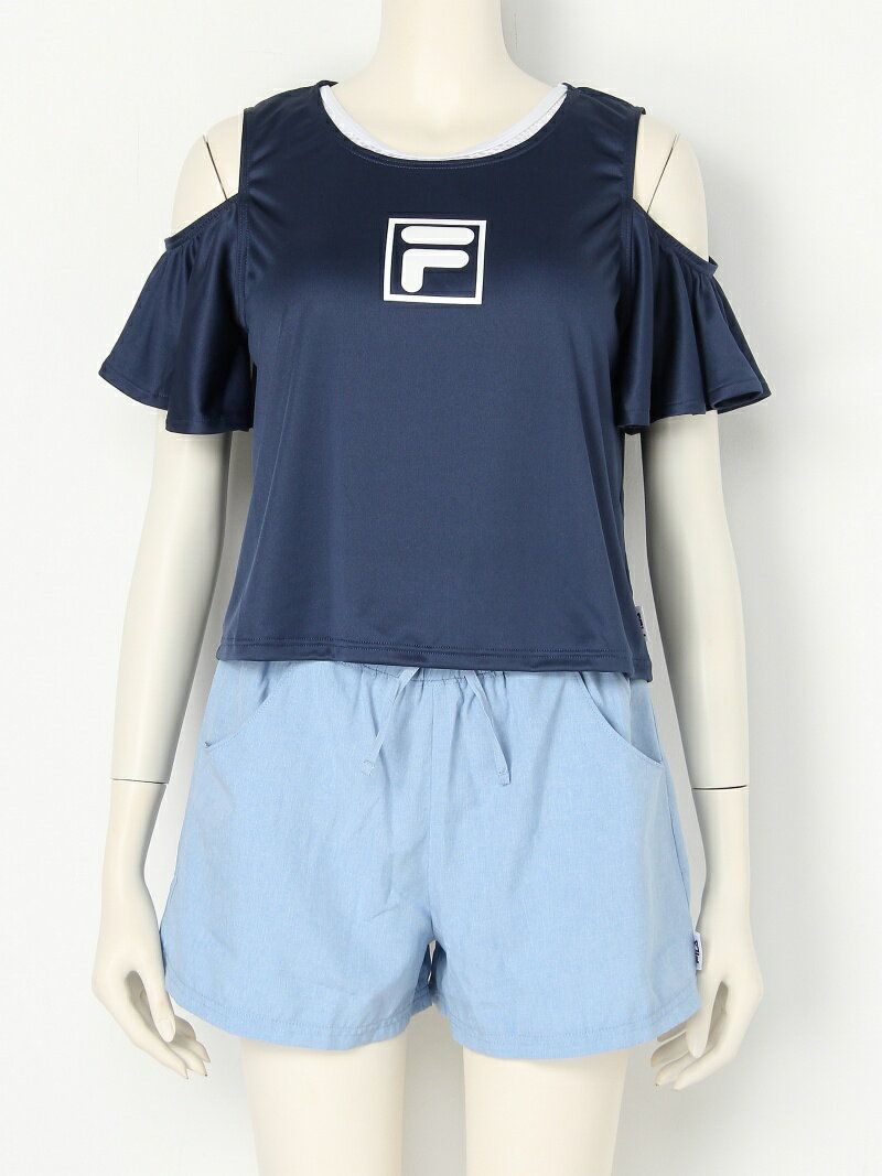 フィラ(FILA)|【SALE/70%OFF】FILA (W)FILA 4テンセット ニッキー スポーツ/水着 水着 ネイビー...