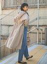 NICOLE white ドロストミリタリーロングコート イチナナキューダブリュジー コート/ジャケット コート/ジャケットその他 ベージュ カーキ ネイビー【送料無料】